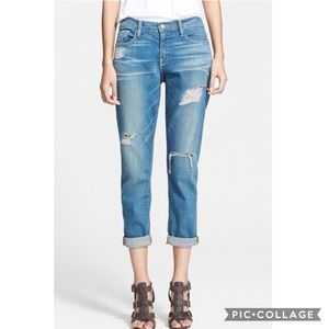 Frame Le Garçon Jean In Blue Jay Way